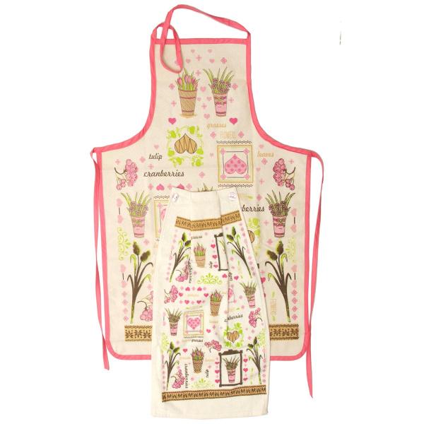 Σετ Κουζίνας 2τμχ Viopros Kitchen Ideas Σχ.1