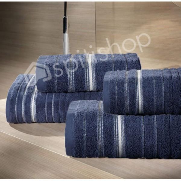 Πετσέτες Μπάνιου (Σετ 2τμχ) Nima Le Bain Bosporus Blue
