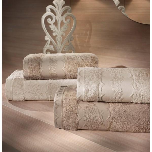 Πετσέτες Προσώπου (Σετ 2τμχ) Nima Le Bain Victorian