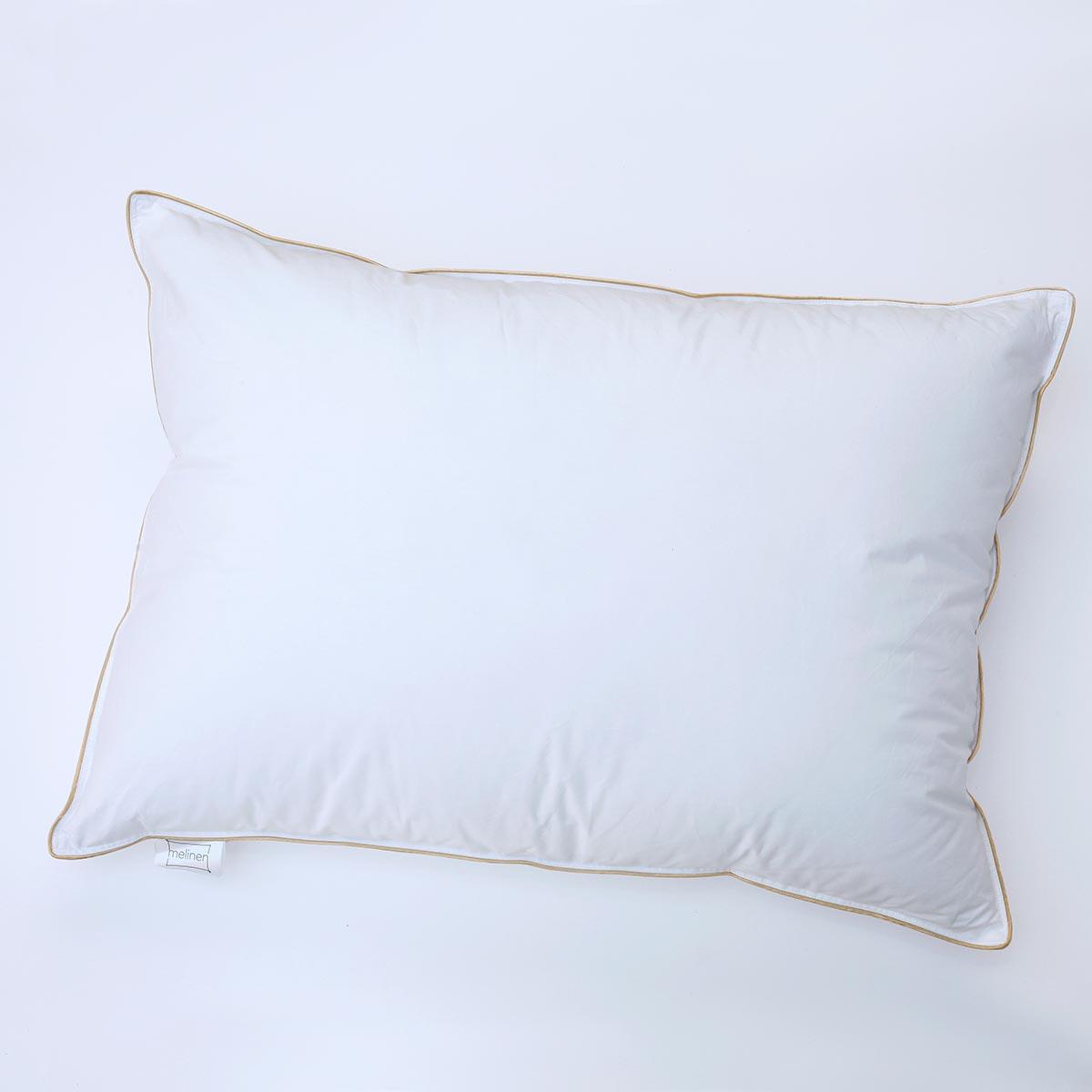 Μαξιλάρι Ύπνου Πουπουλένιο Melinen 2 Θαλάμων