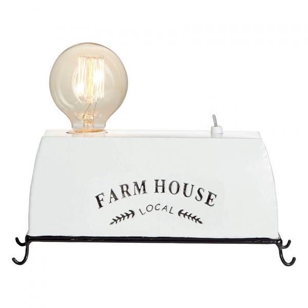 Πορτατίφ Brilliant Farm Life 93784/05 White