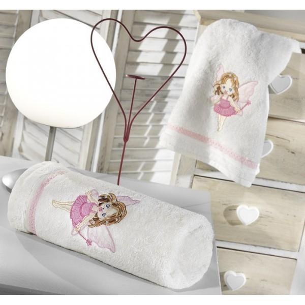 Παιδικές Πετσέτες Προσώπου (Σετ 2τμχ) Nima Favola Babette