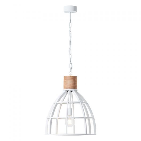 Φωτιστικό Οροφής Μονόφωτο Brilliant Matrix 93793/05 White