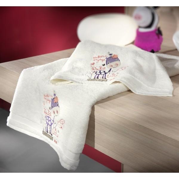 Παιδικές Πετσέτες (Σετ 2τμχ) Nima Matana Little Giraffe