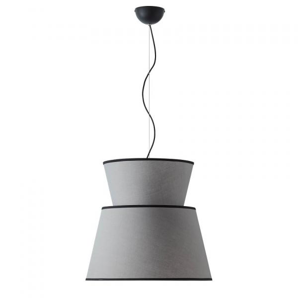 Φωτιστικό Οροφής Πολύφωτο Brilliant Amoa 99116/96 Grey