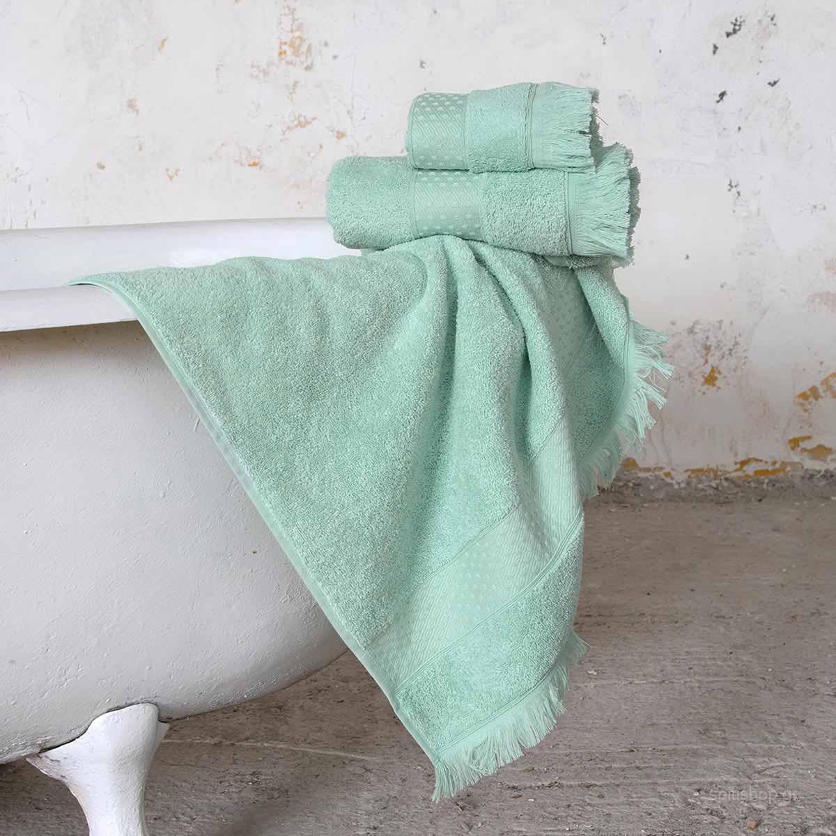 Πετσέτα Χεριών (30×50) Nima Bath Parley Mint