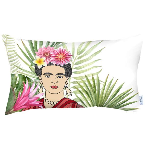 Διακοσμητική Μαξιλαροθήκη (30x51) Mike & Co Frida 717-4217-1