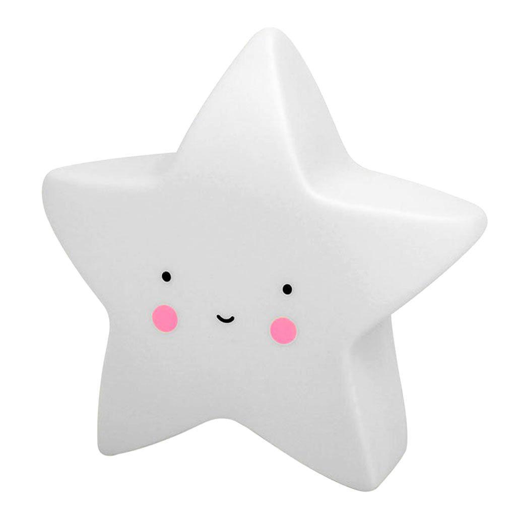 Επιτραπέζιο Φωτάκι Νυκτός Kiokids Estrella