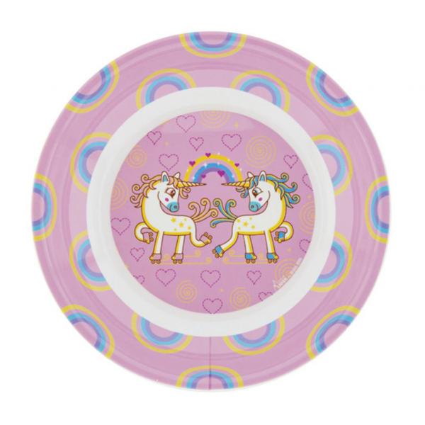 Πιάτο Laken Unix Ροζ