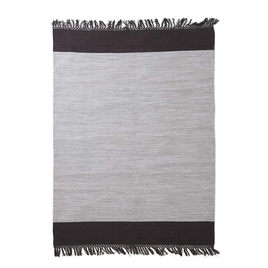 Χαλί All Season (160×230) Royal Carpets Kilim Flitter Black