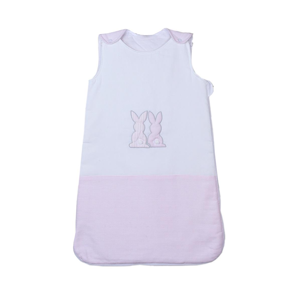 Υπνόσακος 2.5 Tog (0-6 Μηνών) Baby Oliver Pink Bunny Des 357