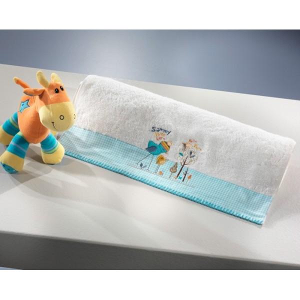 Παιδικές Πετσέτες Προσώπου (Σετ 2τμχ) Nima Favola Gommo
