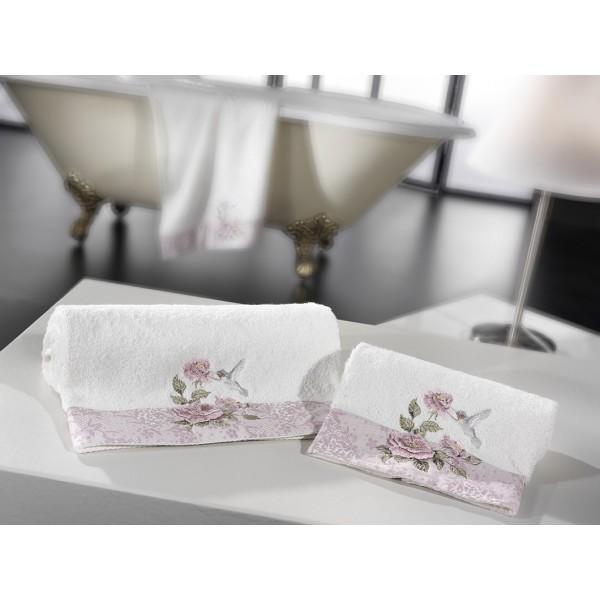 Πετσέτες Μπάνιου (Σετ 2τμχ) Nima Lafayette Dantelle