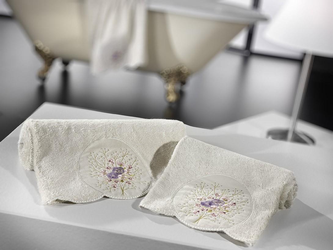 Πετσέτες Μπάνιου (Σετ 2τμχ) Nima Lafayette Valencia
