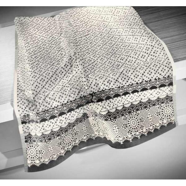 Πετσέτα Προσώπου (50x90) Nima Le Bain Giovanni Black