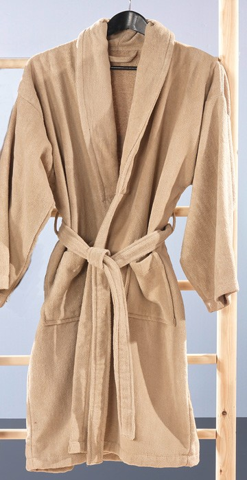Μπουρνούζι Nima Spa Beige 07 Medium Medium