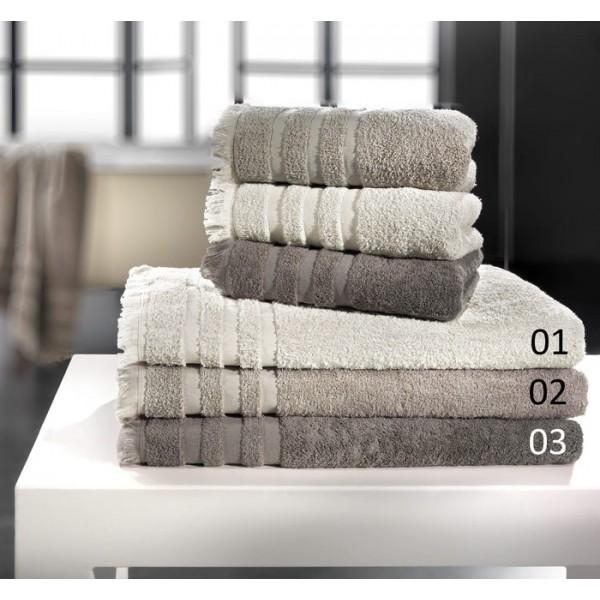 Πετσέτες Μπάνιου (Σετ 2τμχ) Nima Bay