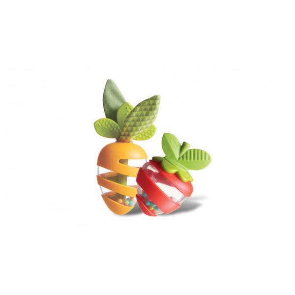 Κουδουνίστρες/Μασητικά (Σετ 2τμχ) Tiny Love Tiny Growers BR74781