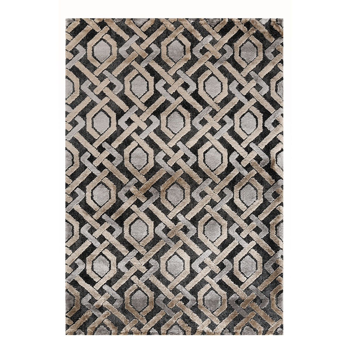 Χαλί (200×290) Tzikas Carpets Bliss 22538-957