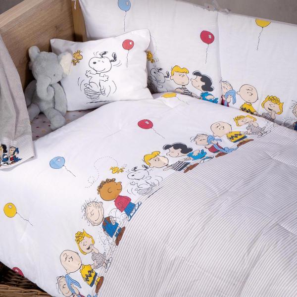 Πάντα Κούνιας Nef-Nef Snoopy World