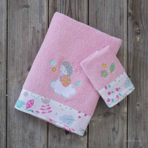 Βρεφικές Πετσέτες (Σετ 2τμχ) Nima Baby Apiary