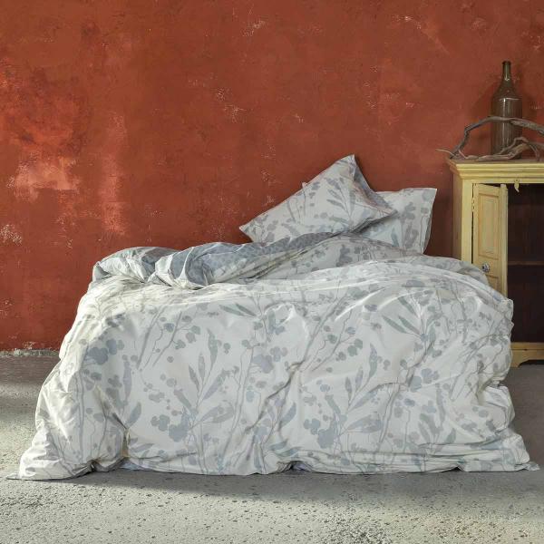 Σεντόνια Υπέρδιπλα (Σετ 240x260) Nima Bed Linen Inertia Grey