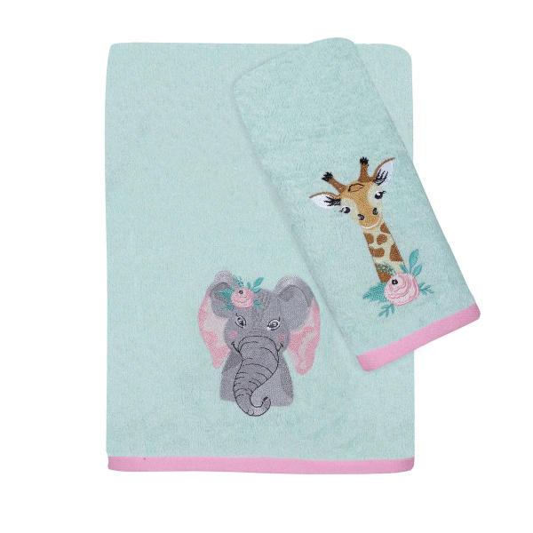Παιδικές Πετσέτες (Σετ 2τμχ) Das Home Fun Line 4739