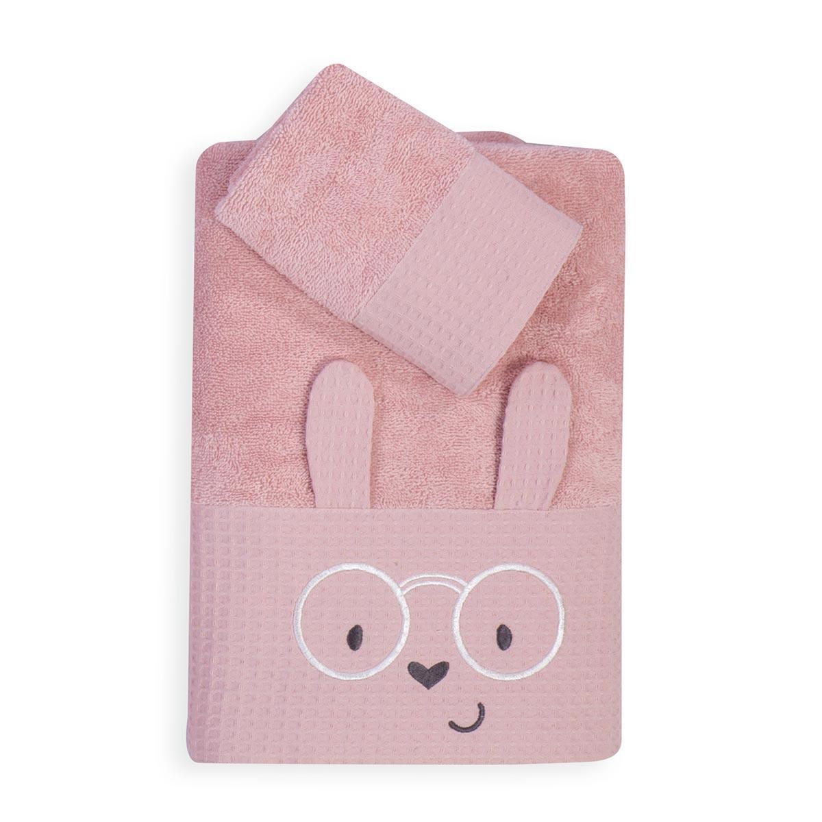 Βρεφικές Πετσέτες (Σετ 2τμχ) Nef-Nef Fashion BabY