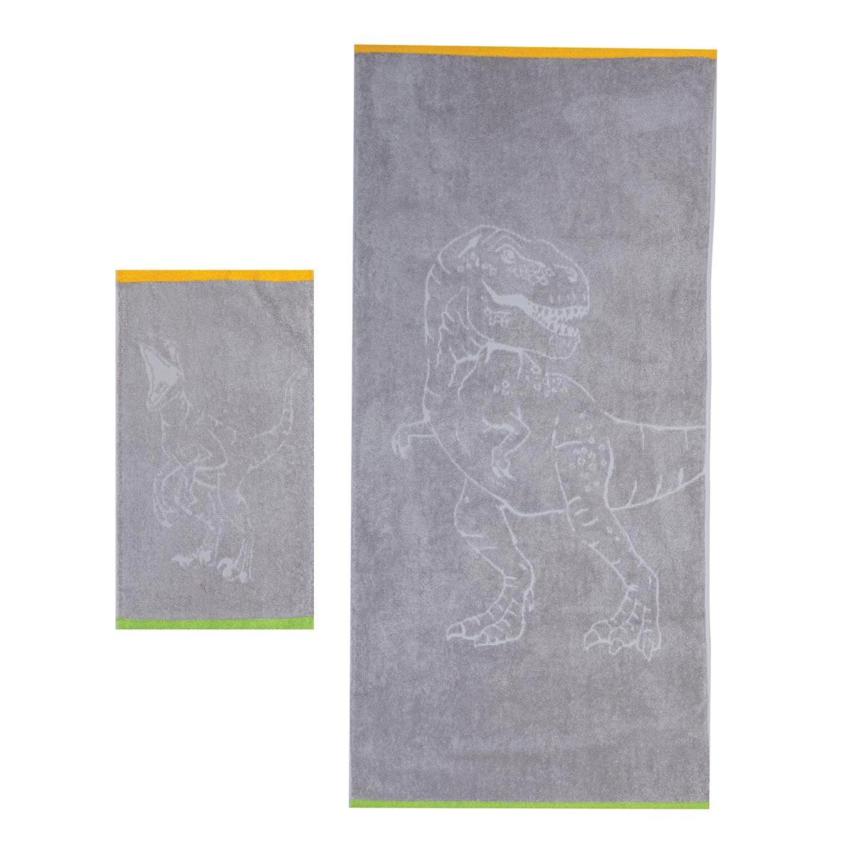 Παιδικές Πετσέτες (Σετ 2τμχ) Nef-Nef Jurassic
