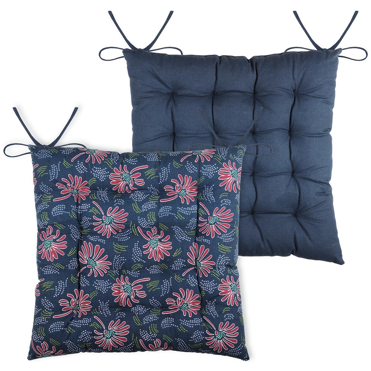 Μαξιλάρι Καρέκλας 2 Όψεων S-F Bohochic CUA727003GAL-16