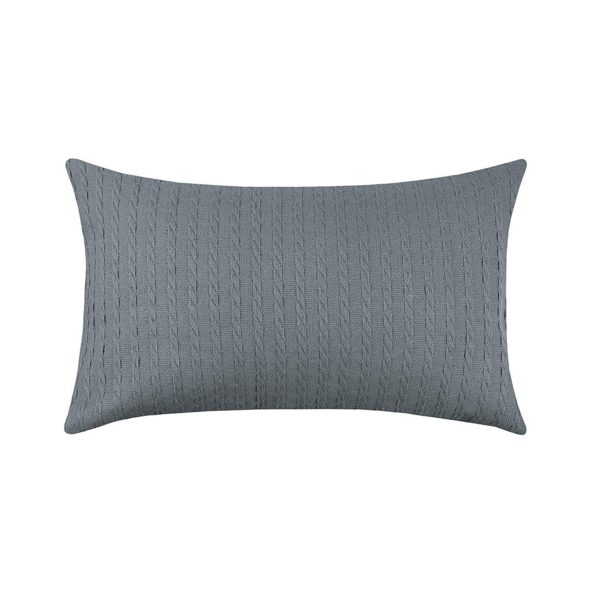Διακοσμητικό Μαξιλάρι (30×50) S-F Pietro Gris C3A174005