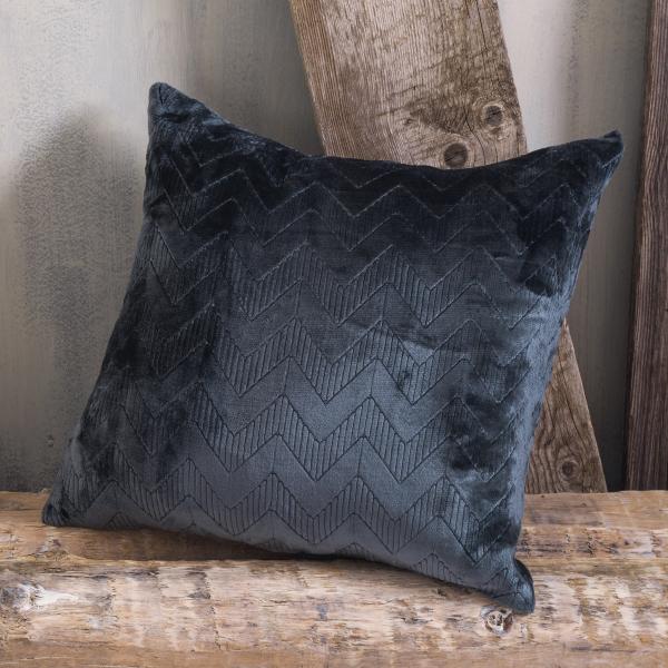 Διακοσμητική Μαξιλαροθήκη (50x50) Rythmos Alpine Grey