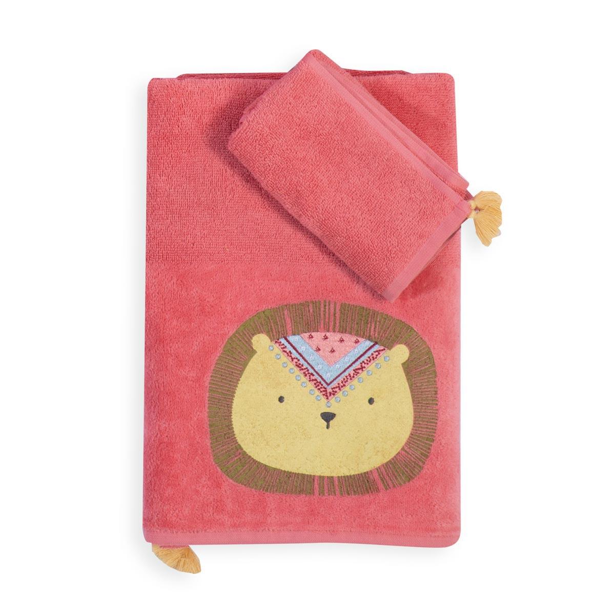 Βρεφικές Πετσέτες (Σετ 2τμχ) Nef-Nef Boho Baby