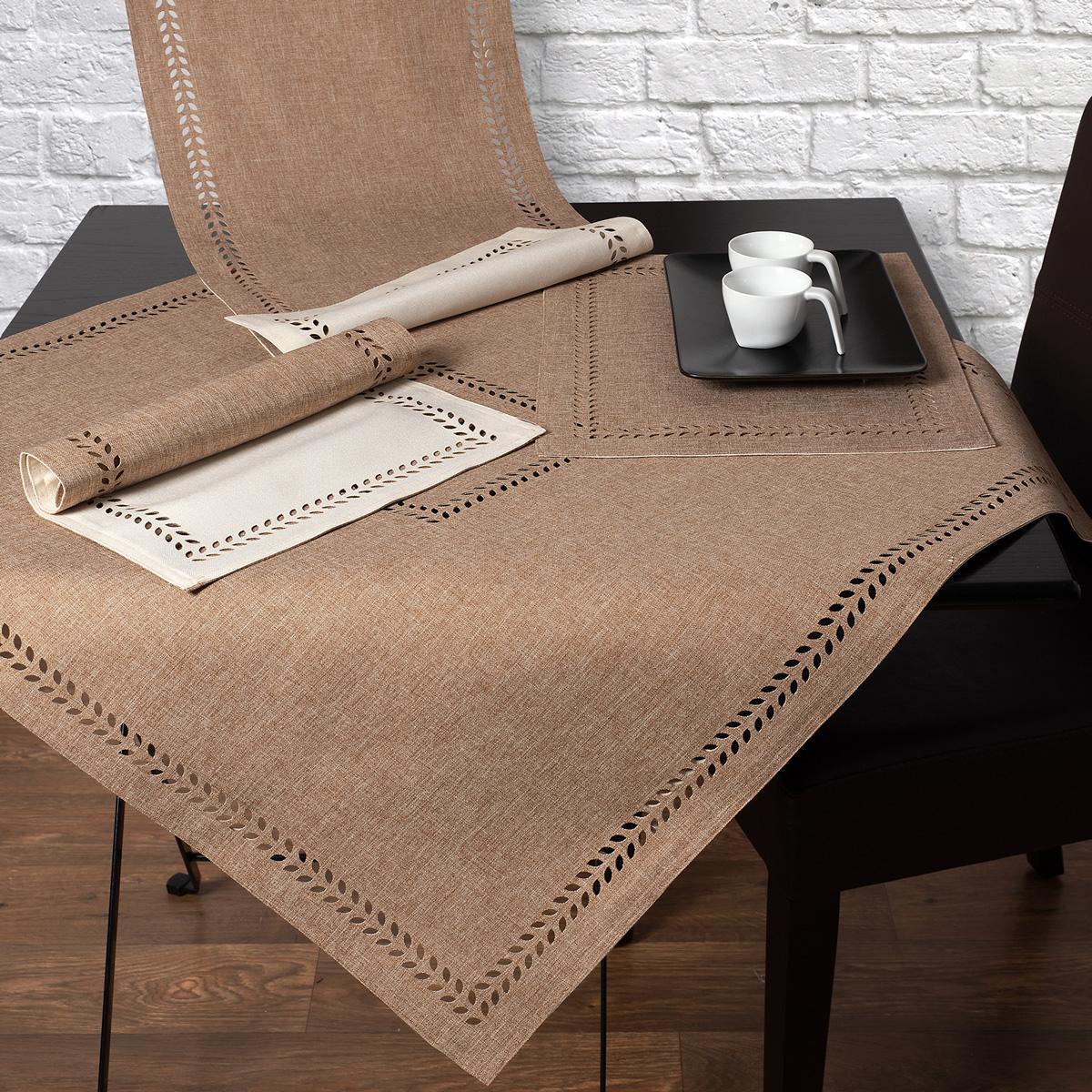 Τραβέρσα 2 Όψεων (40×120) Silk Fashion BG18 Beige/Sand