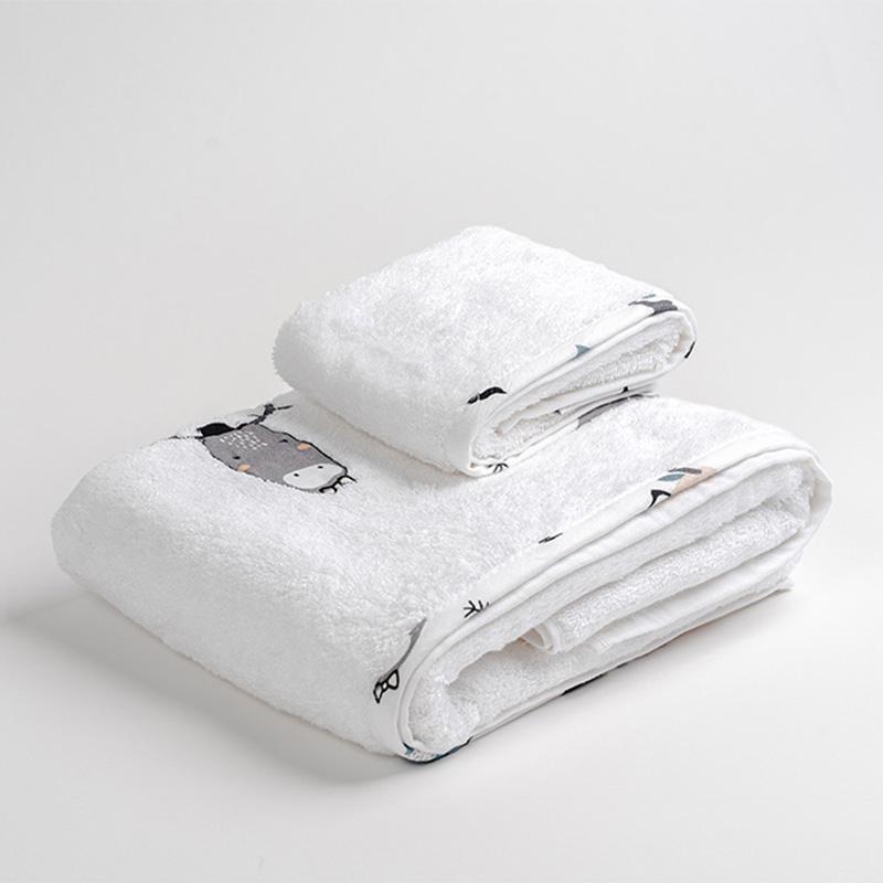 Βρεφικές Πετσέτες (Σετ 2τμχ) Mother Touch Renne
