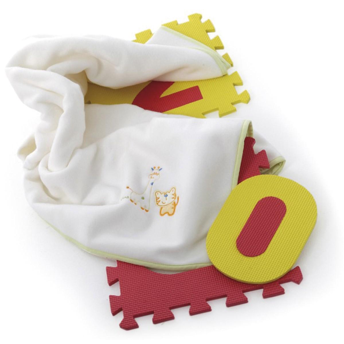 Κουβέρτα Fleece Κούνιας Sb Concept Animals