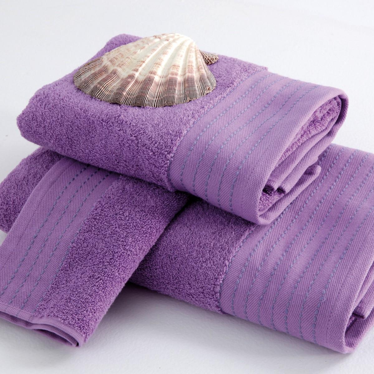 Πετσέτα Χεριών (30x50) Sb Concept Designer Lilac