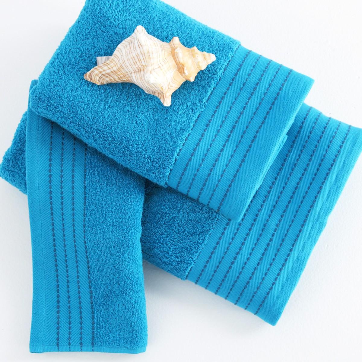 Πετσέτα Χεριών (30x50) Sb Concept Designer Turquoise
