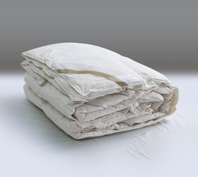 Πάπλωμα Πουπουλένιο Υπέρδιπλο Sb Home Extra 90/10