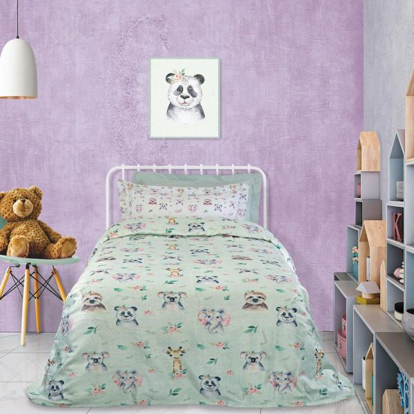Κουβέρτα Fleece Μονή Das Home Kid Line 4739