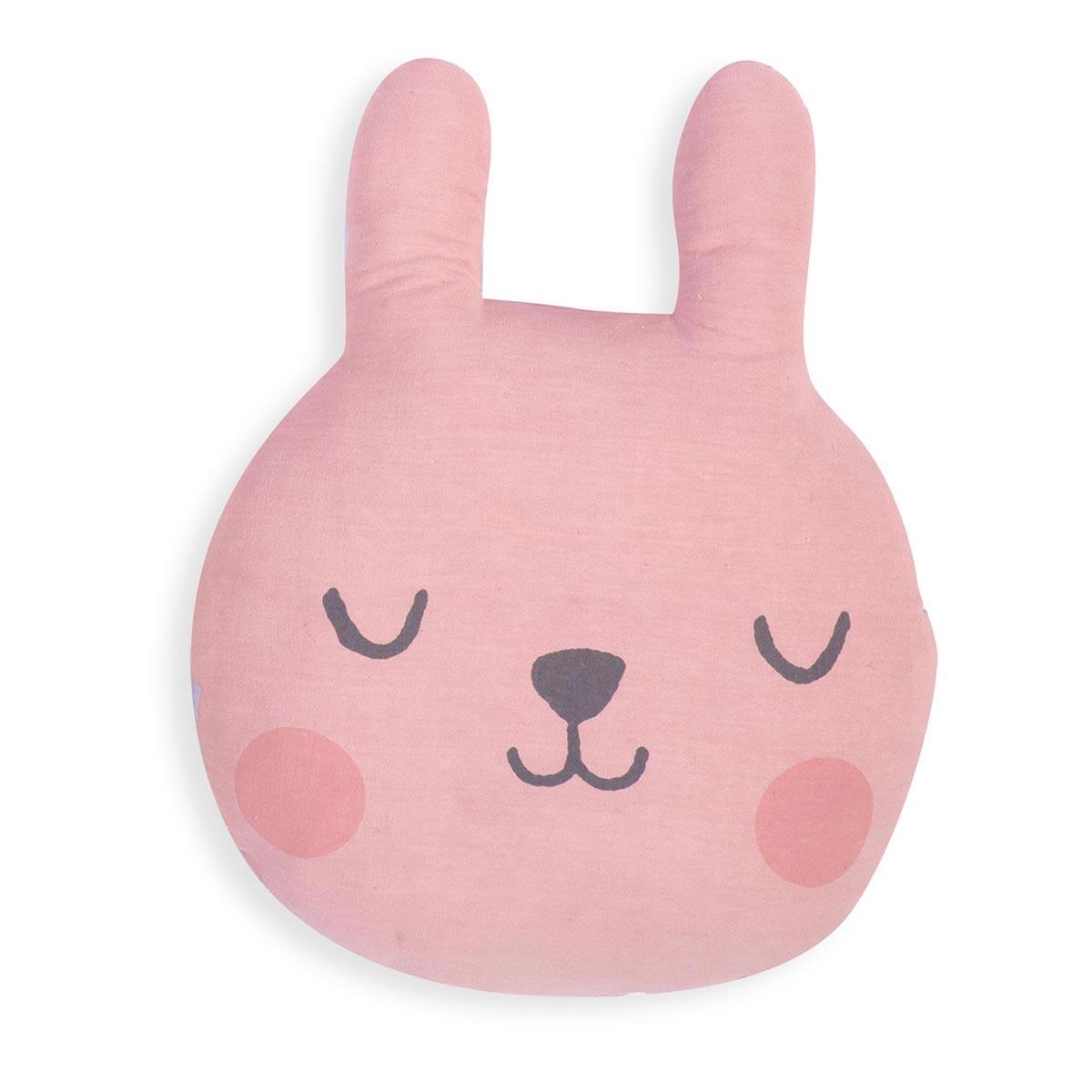 Διακοσμητικό Μαξιλάρι (40x55) Nef-Nef Bunny