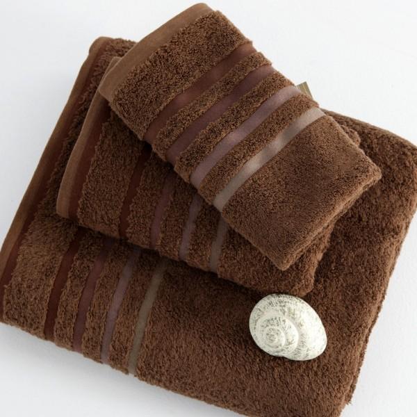 Πετσέτα Προσώπου (50x100) Sb Concept Selection Choco