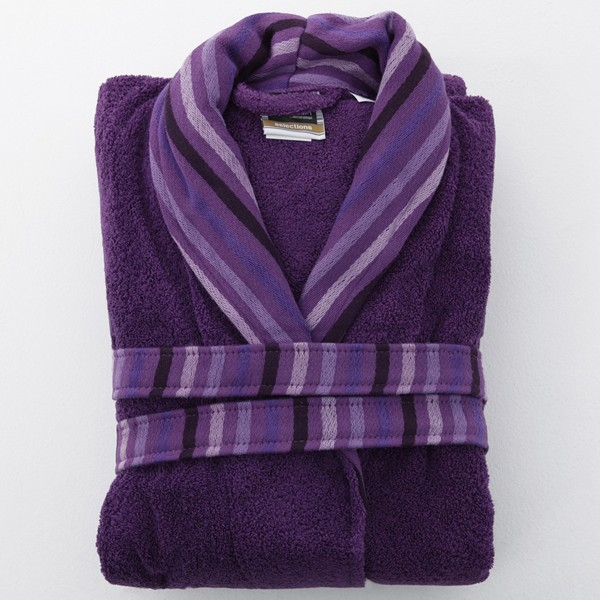 Μπουρνούζι Με Γιακά Sb Concept Selection Purple