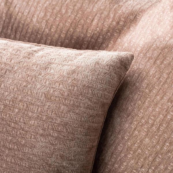 Ριχτάρι Τετραθέσιου (180x350) Gofis Home Valley Brown 421/13