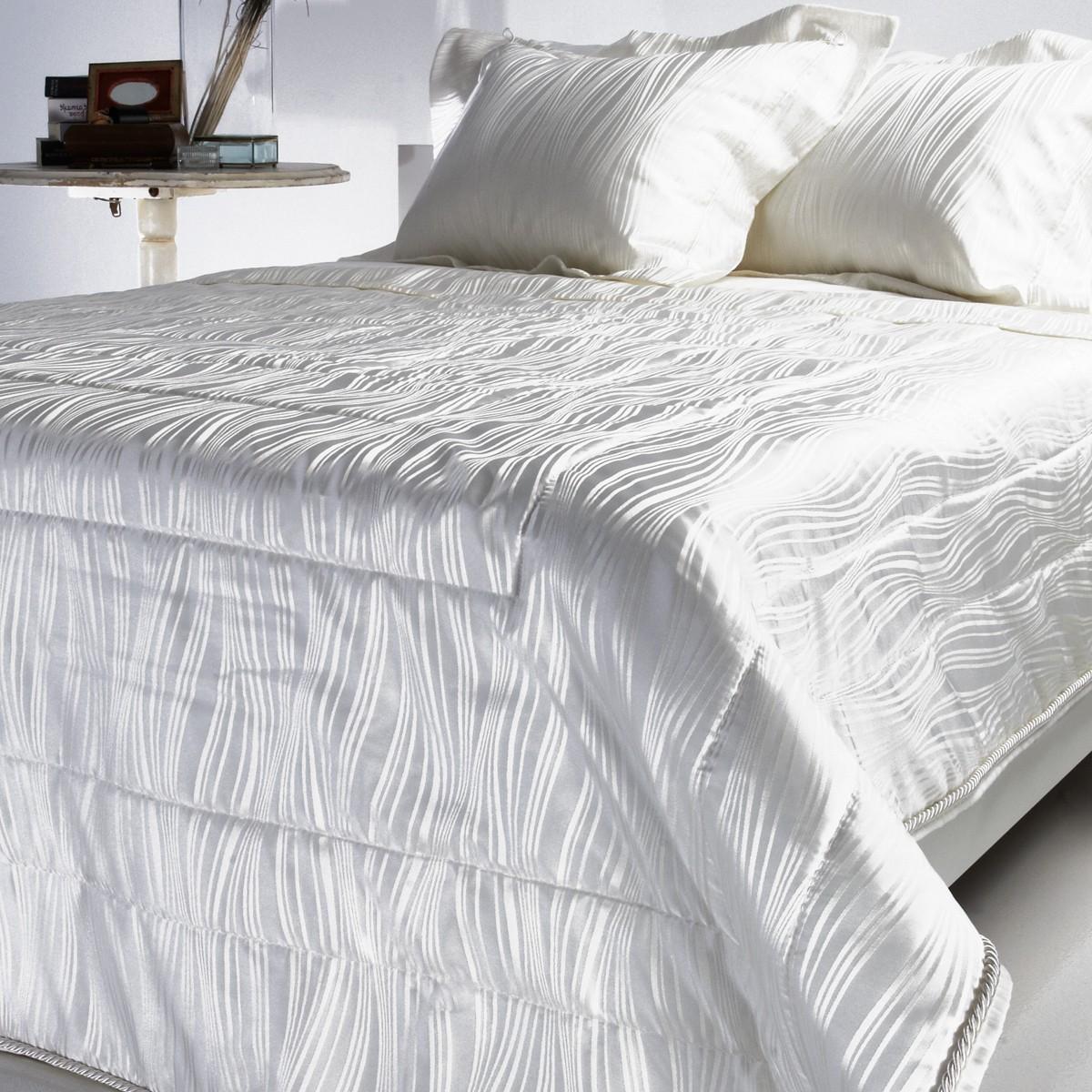 Νυφικό Κουβερλί (Σετ) Sb Concept Loom White