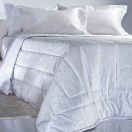 Νυφικό Κουβερλί (Σετ) Sb Concept Toscana White