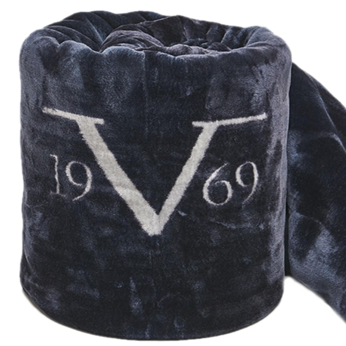 Κουβέρτα Βελουτέ Υπέρδιπλη V19.69 Velluto Solano