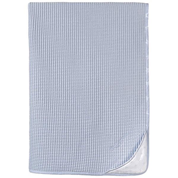 Κουβέρτα Πικέ Κούνιας Guy Laroche Heaven L.Blue