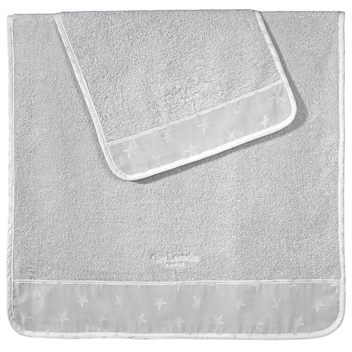 Βρεφικές Πετσέτες (Σετ 2τμχ) Guy Laroche Heaven Silver