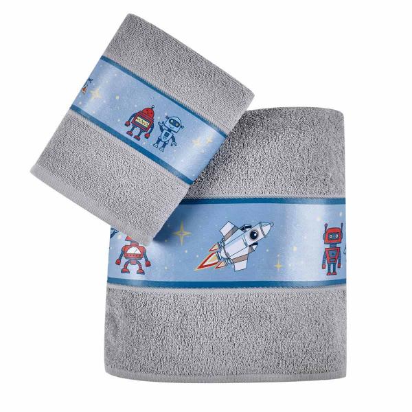 Παιδικές Πετσέτες (Σετ 2τμχ) Kentia Kids Corius